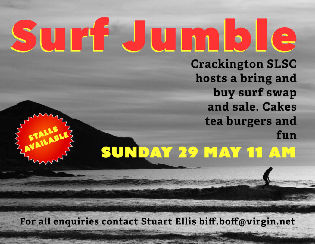 surf jumble crackington